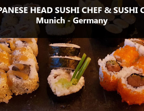 Japanese Head Sushi Chef and Japanese Sushi CDP – Visa sponsored-Munich,Germany